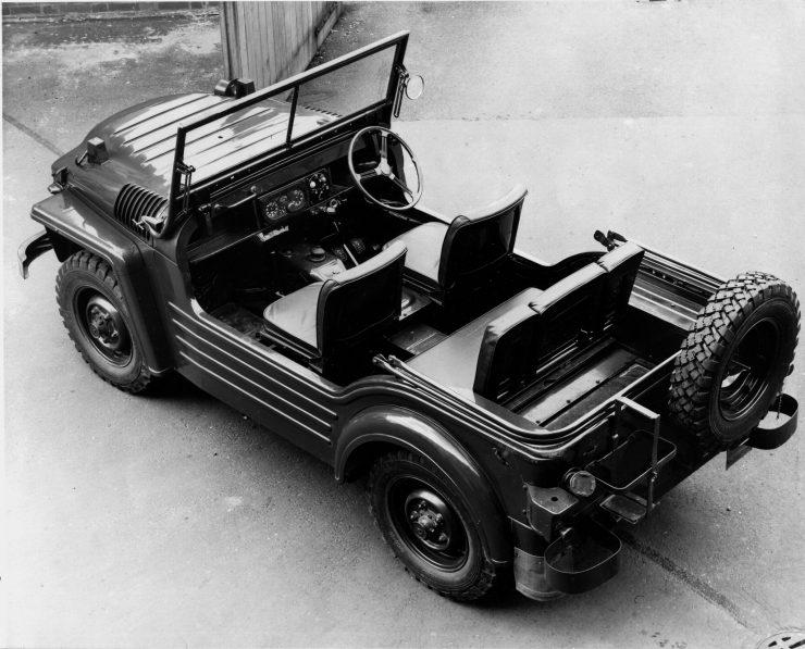 Austin Champ military vehicle
