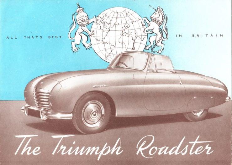 Triumph TRX concept car