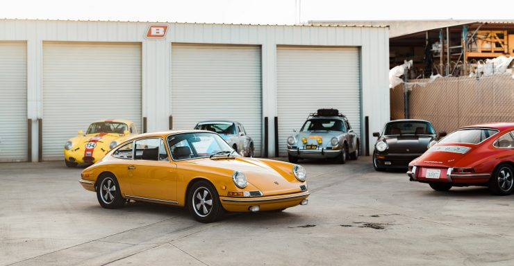A Flat 6 Love Affair Porsche. 3