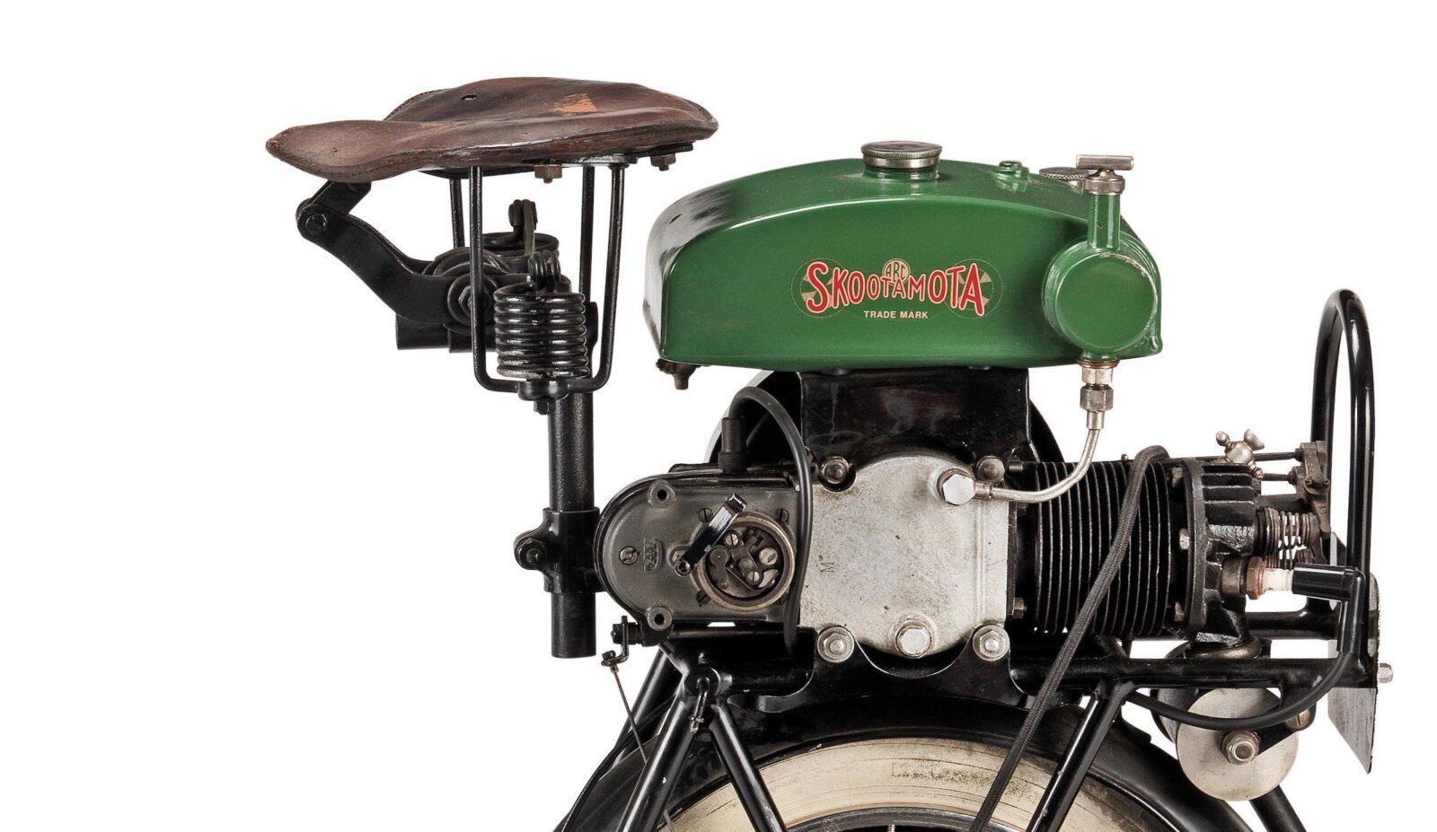 ABC Skootamota Engine