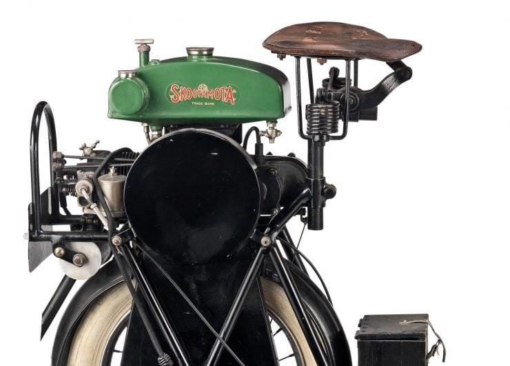 ABC Skootamota Motor