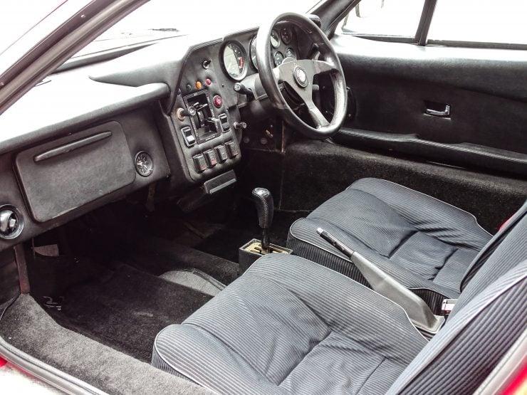 AC 3000 ME Interior