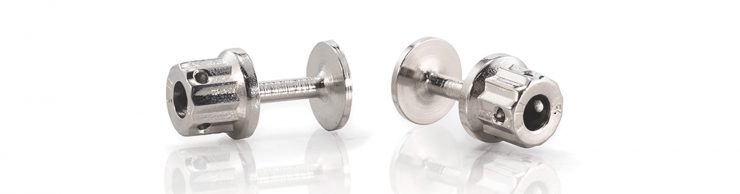 Aircraft Bolt Cufflinks 6