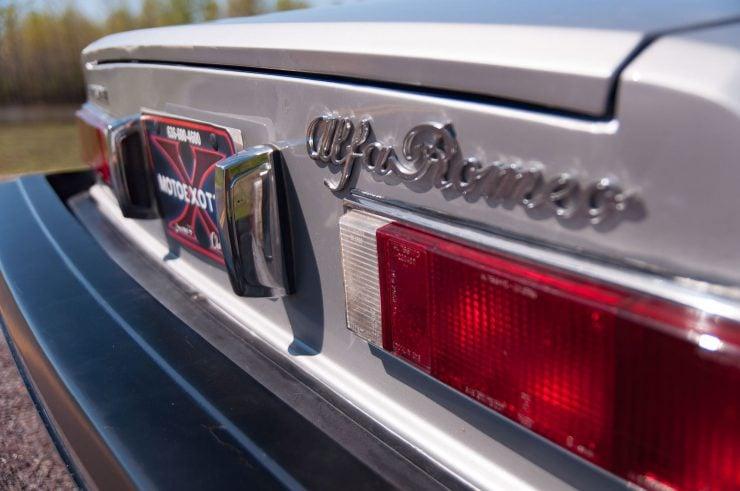 Alfa Romeo Spider Veloce Series II Tail Light