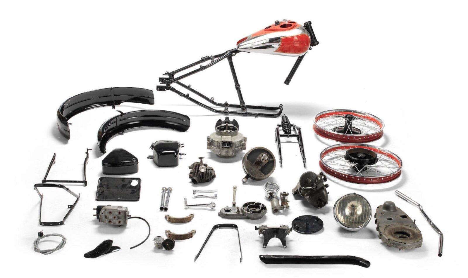 Ariel Red Hunter Kit