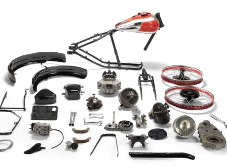 Ariel Red Hunter Kit