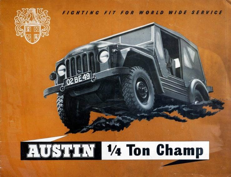Austin Champ 4x4