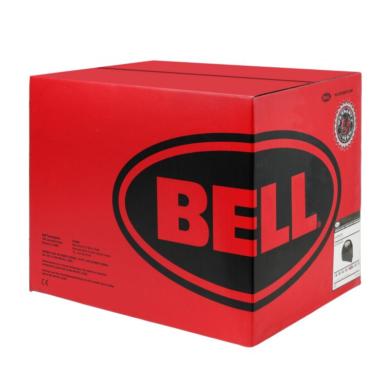 Bell Eliminator Helmet Box