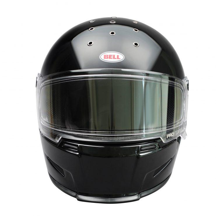 Bell Eliminator Helmet Front
