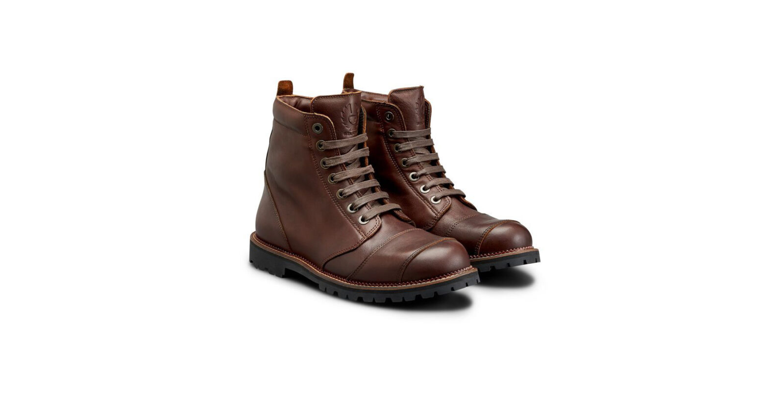 Belstaff Resolve Boots - Comfortable Reinforced Motorcycle Boots