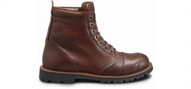 Belstaff Resolve Boots Side