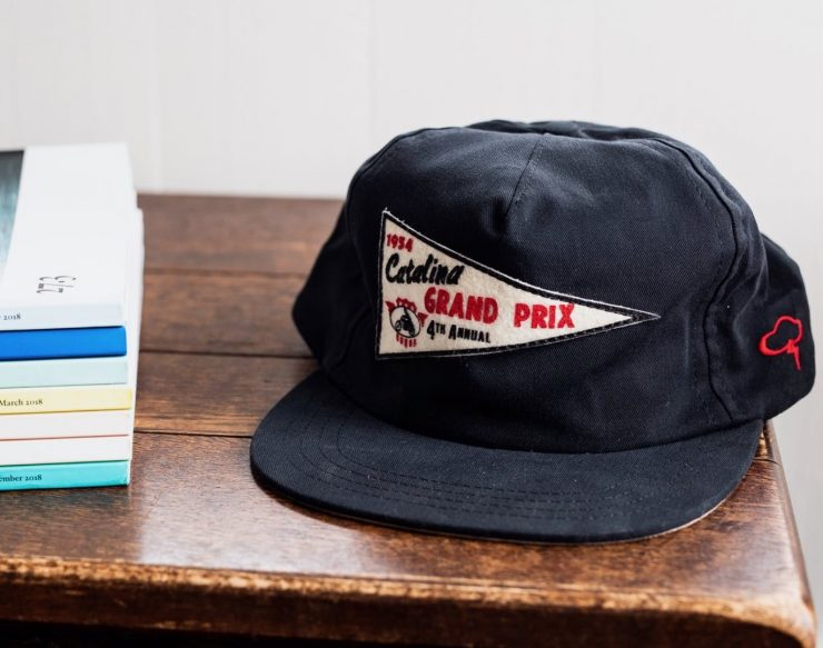 Catalina Grand Prix Strapback