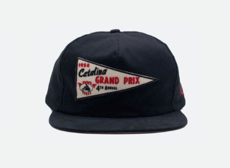 Catalina Grand Prix Strapback Cap