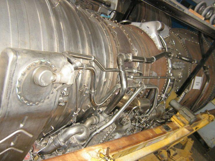 Concorde Jet Engine 1