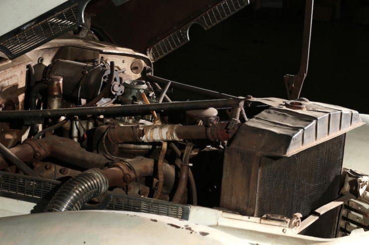 Cord 812 SC Phaeton Engine Bay