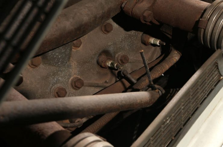 Cord 812 SC Phaeton Engine Head