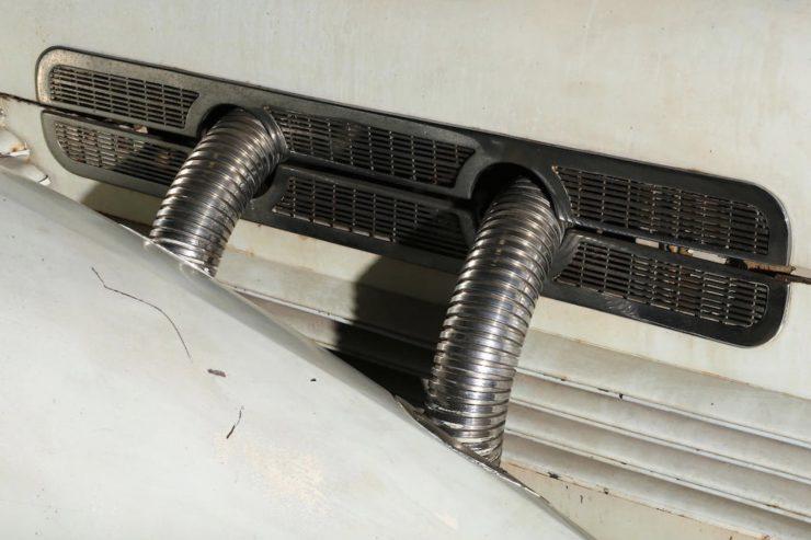 Cord 812 SC Phaeton Exhaust