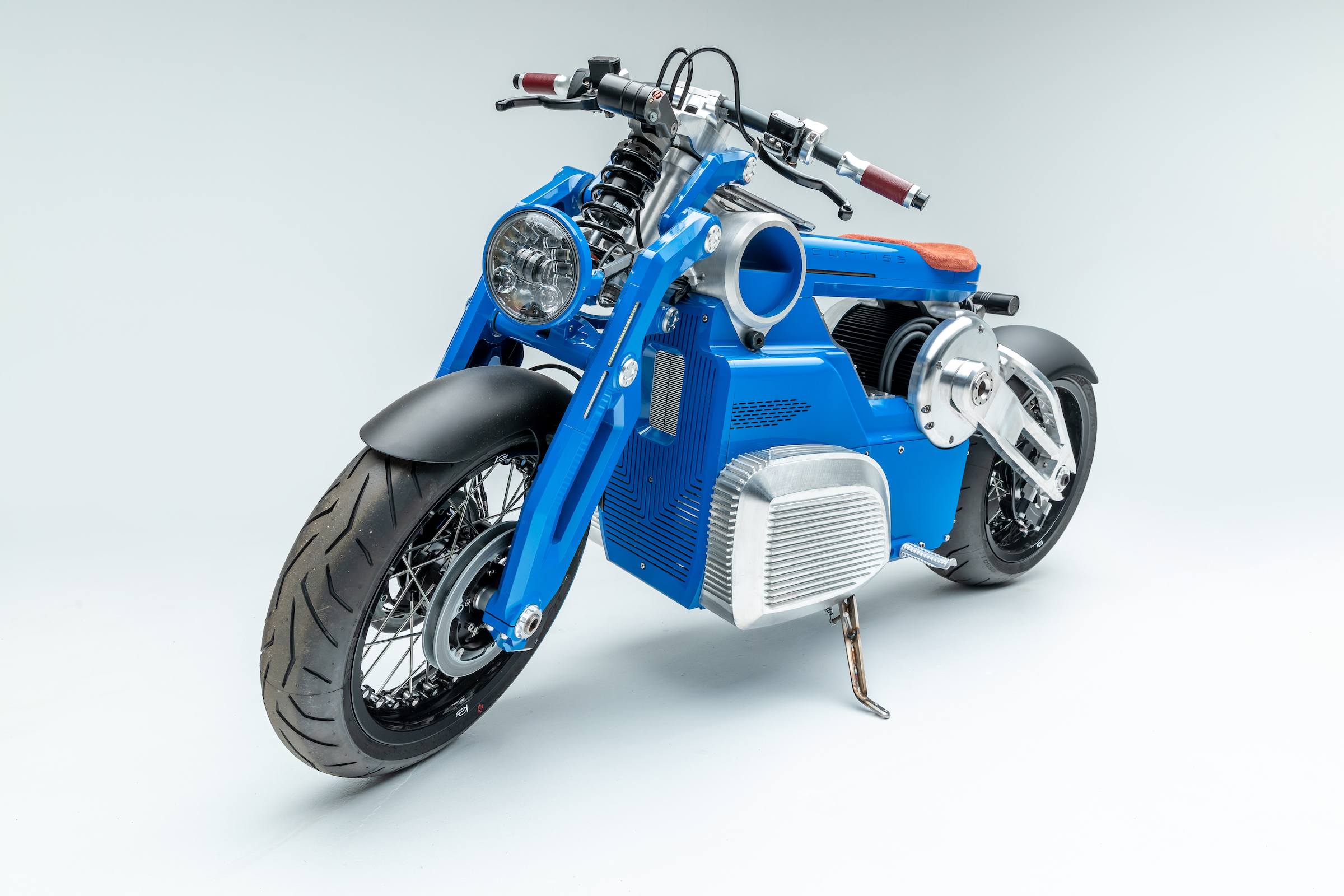 Ebay Motors Motorcycles >> The Curtiss Zeus Electric Motorcycle - 190 HP - 0-60 MPH ...