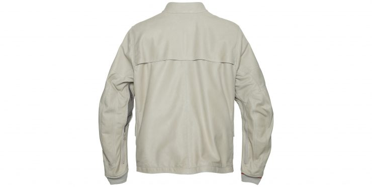 Dainese Kidal Jacket Back