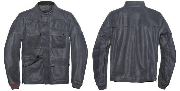 Dainese Kidal Jacket Ebony