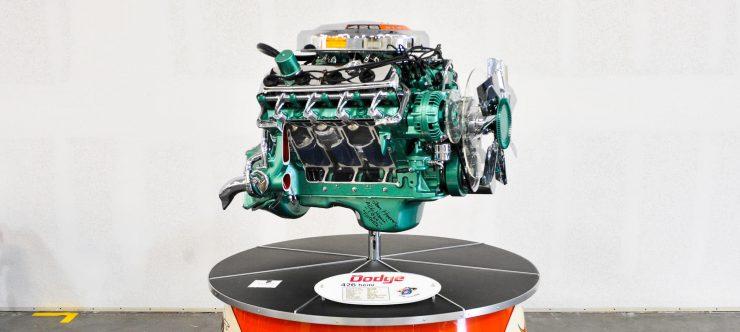 Dodge 426 Hemi V8 Engine 1
