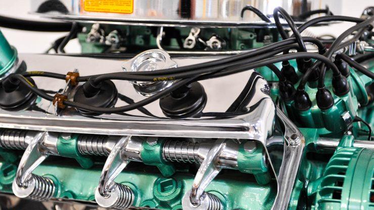 Dodge 426 Hemi V8 Engine Valvetrain