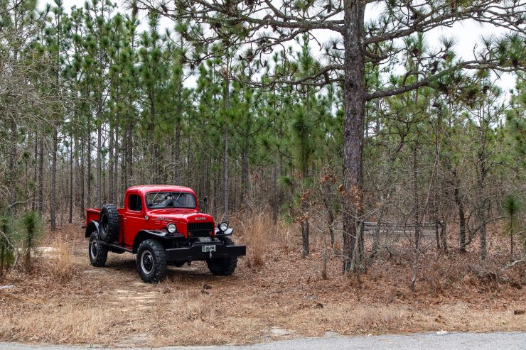 Dodge Power Wagon 4x4