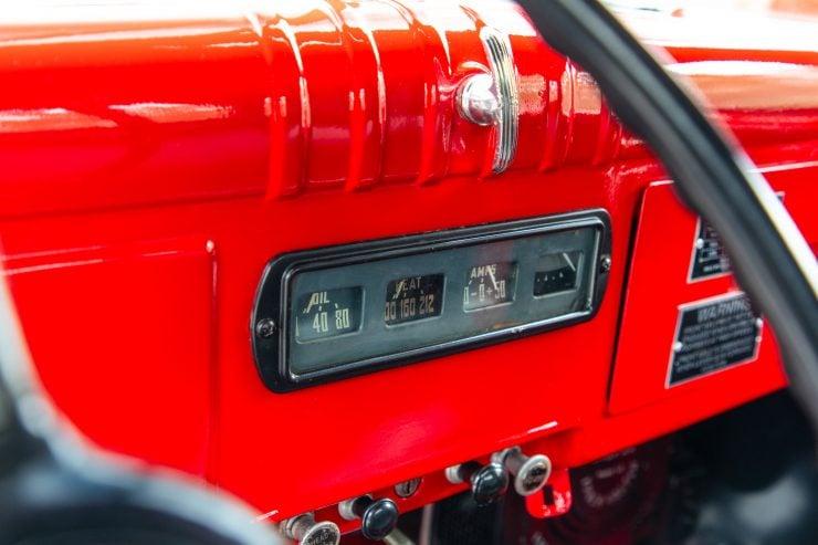 Dodge Power Wagon Dashboard