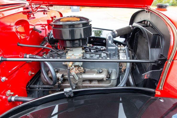 Dodge Power Wagon Engine 2
