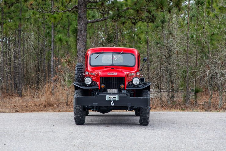 Dodge Power Wagon Front