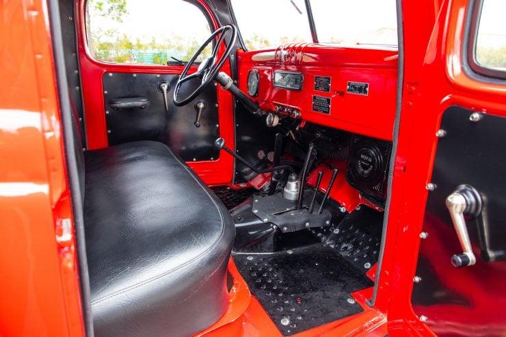 Dodge Power Wagon Interior 2