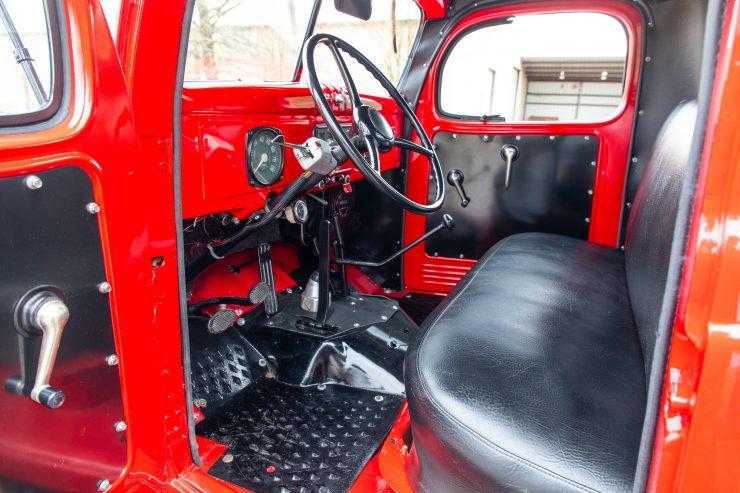 Dodge Power Wagon Interior