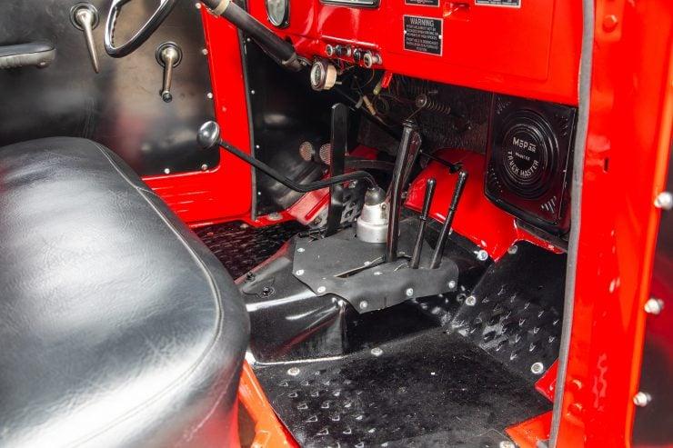 Dodge Power Wagon Shifter