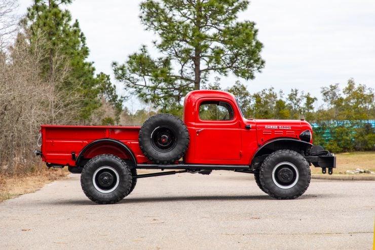 Dodge Power Wagon Side 2