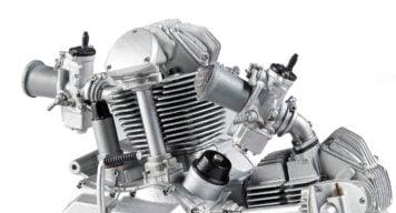 Ducati Square Case engine 3