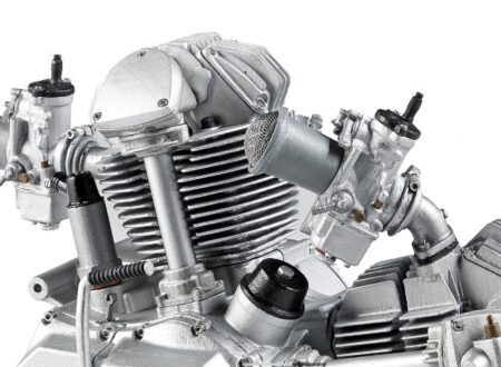 Ducati Square Case engine 3
