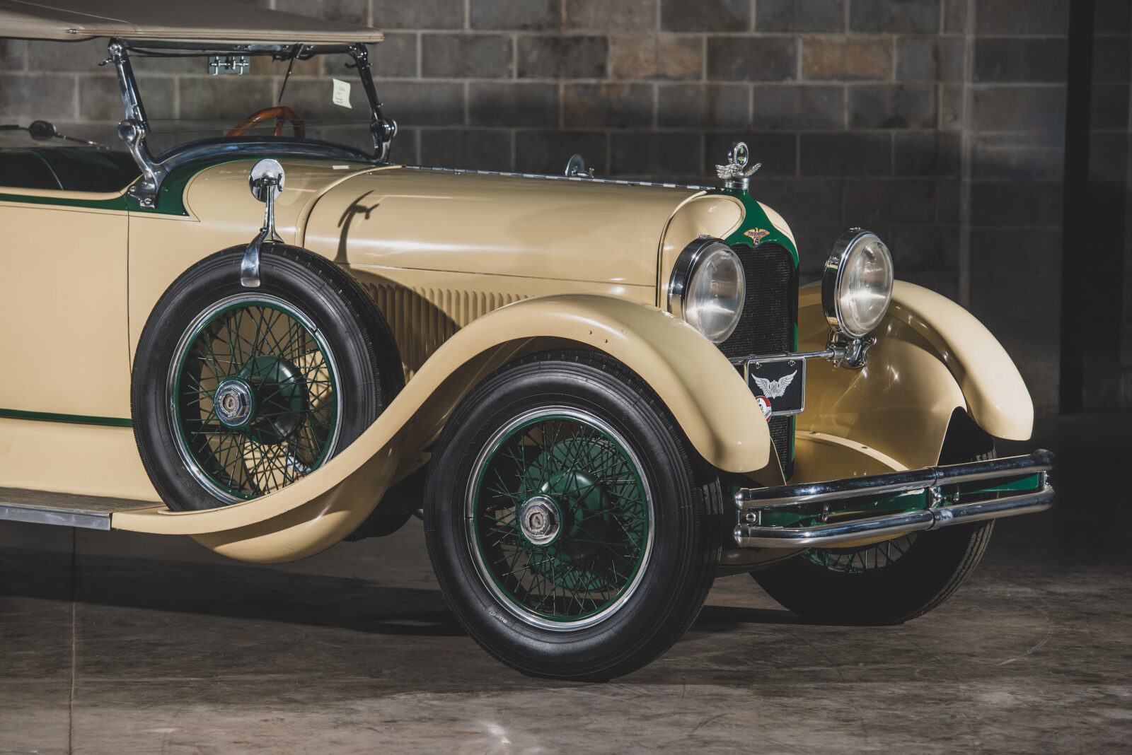 The Duesenberg Model X - The Rarest of the Production Duesenbergs