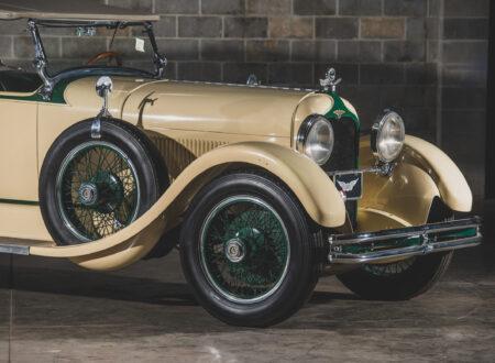Duesenberg Model X Front 2
