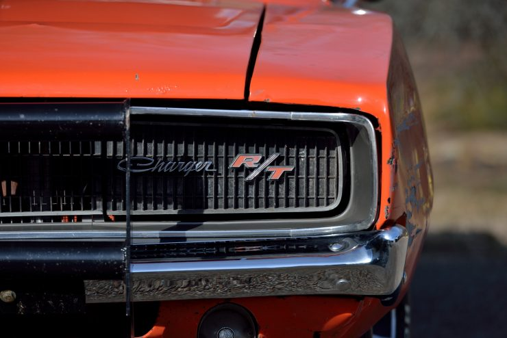 Dukes of Hazzard General Lee Front