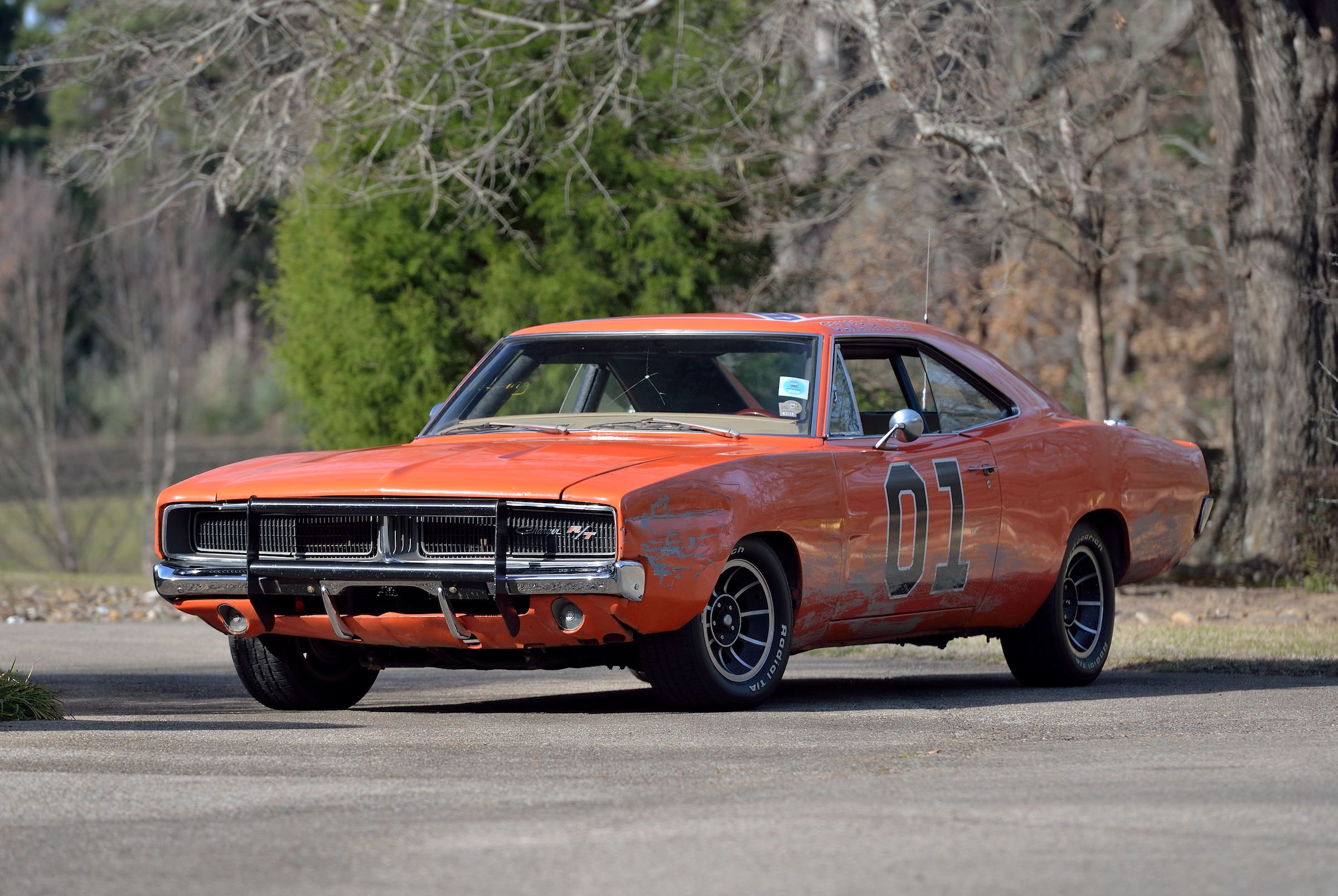 For Sale: An Original Dukes of Hazzard Movie Stunt Car  For Sale: An Or...