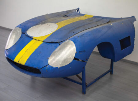 Ferrari 275 GTB Front End Body Buck 3