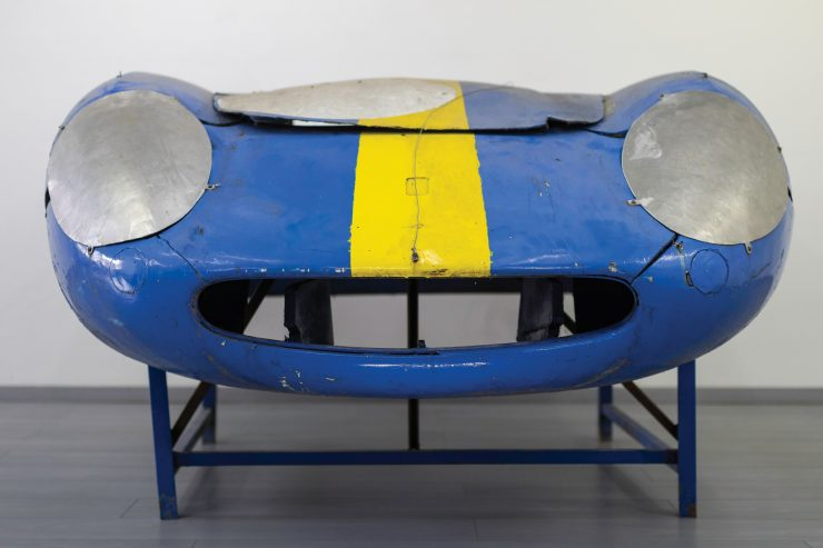 Ferrari 275 GTB Front End Body Buck 4
