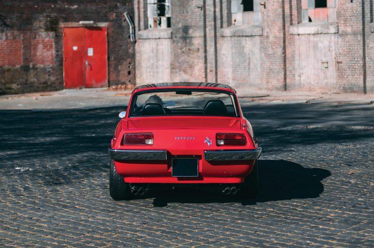 Ferrari 330 GTC Zagato Front 2