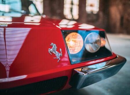 Ferrari 330 GTC Zagato Headlight