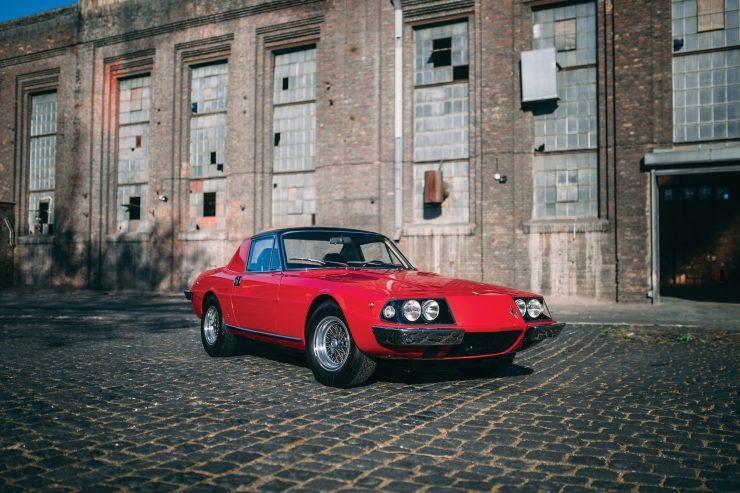 Ferrari 330 GTC Zagato Main