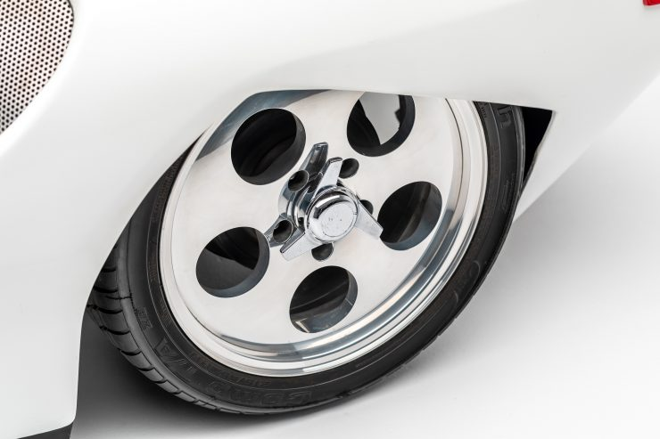 Mach 5 Wheel Rims