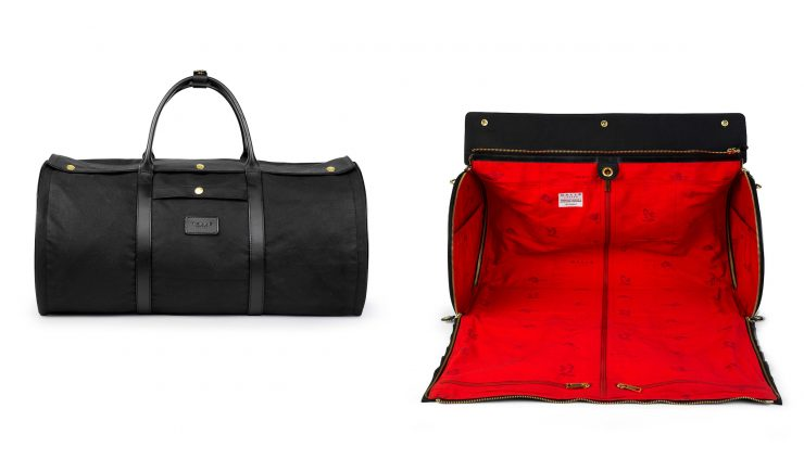 Malle Garment Holdall Bag 2