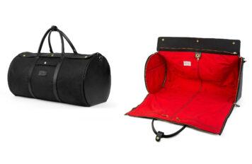 Malle London Garment Duffel Bag