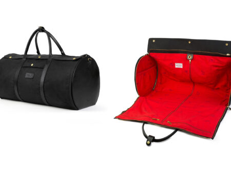 Malle London Garment Duffel Bag