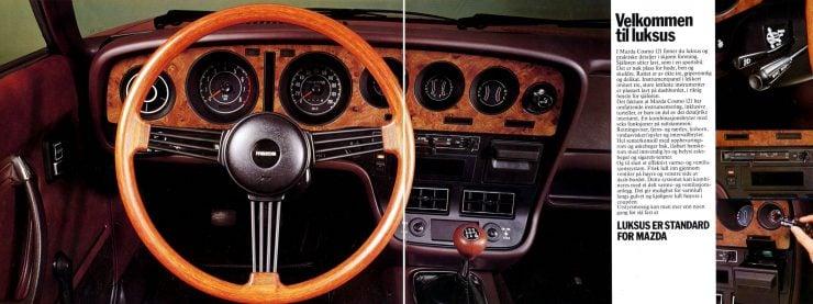 Mazda Cosmo Brochure 5